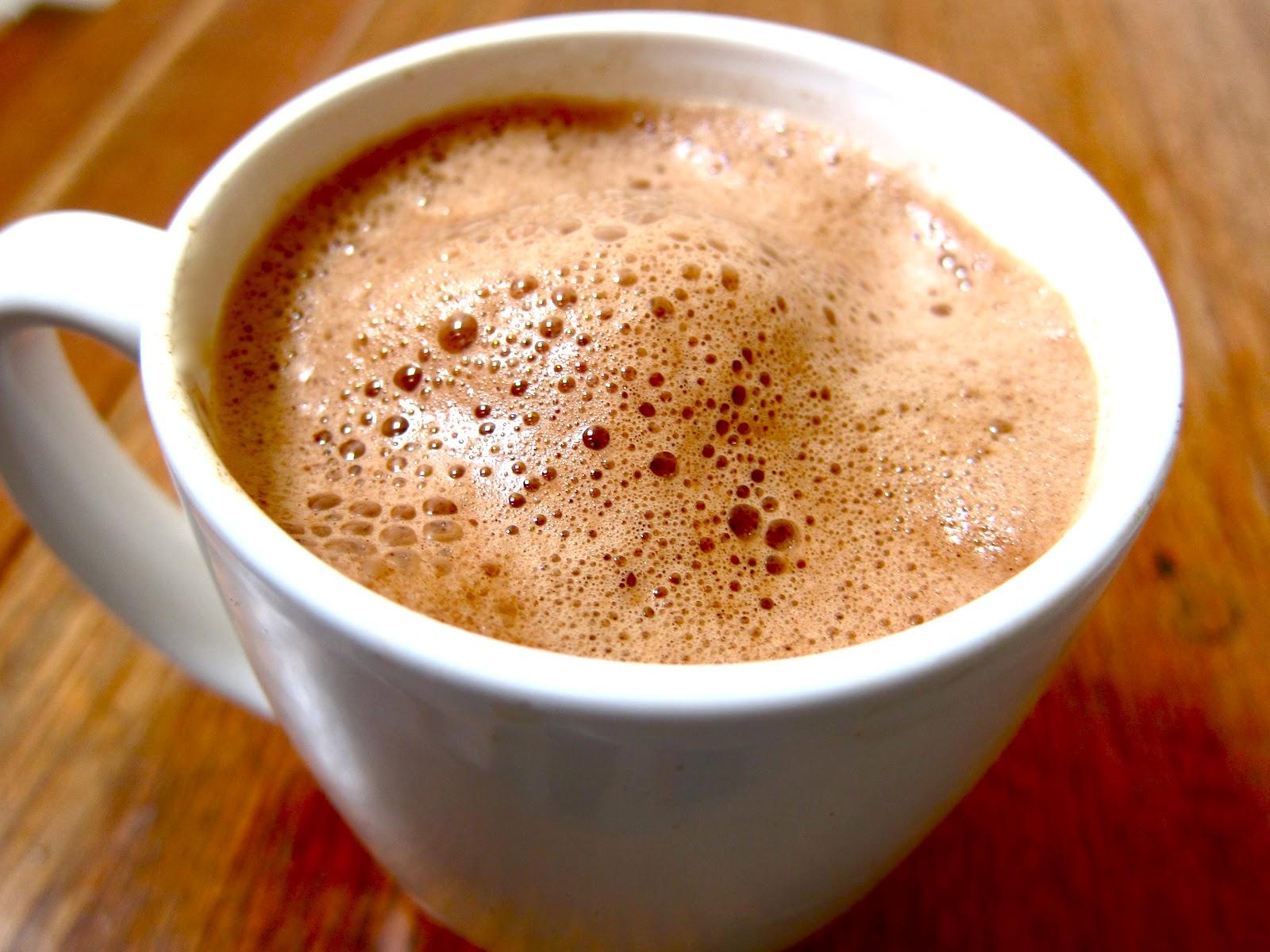 Resultado de imagen para chocolate caliente