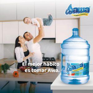 Beneficios de tomar agua | Salomon issa tafich